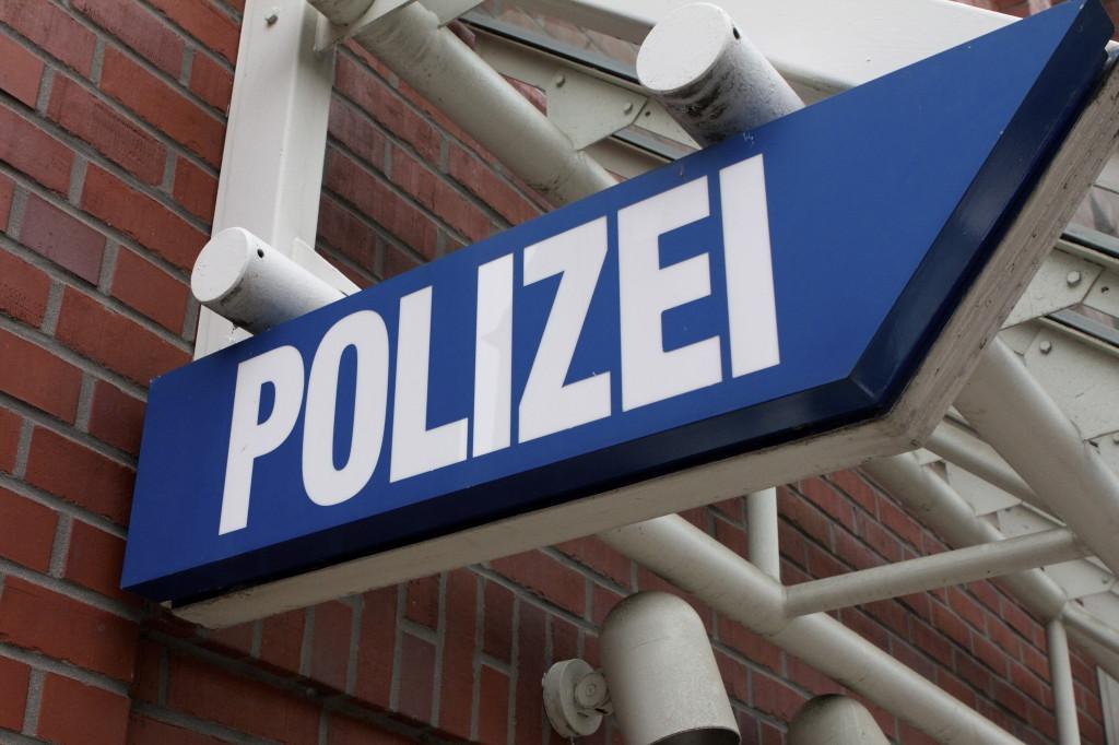 Polizeieinsatz in Eimsbüttel. Foto: Özgür Uludag