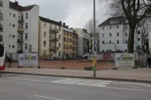 ...im April waren die Abrissarbeiten beendet. Foto: Henning Düsterhoff