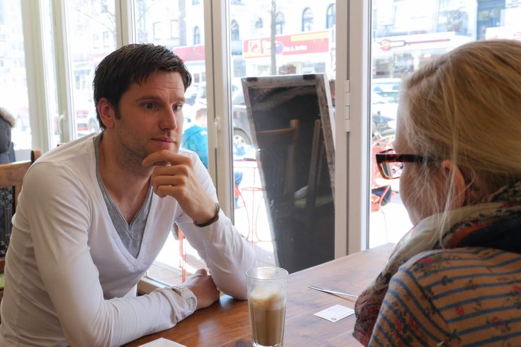 Florian Bruns hat viele Ideen für seine Zeit nach St. Pauli. Foto: Mandy Mülling