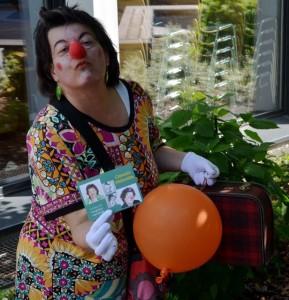 Clownin Visionella