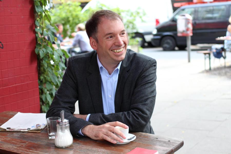Niels Annen will sein Direktmandat im Wahlkreis Eimsbüttel verteidigen.
