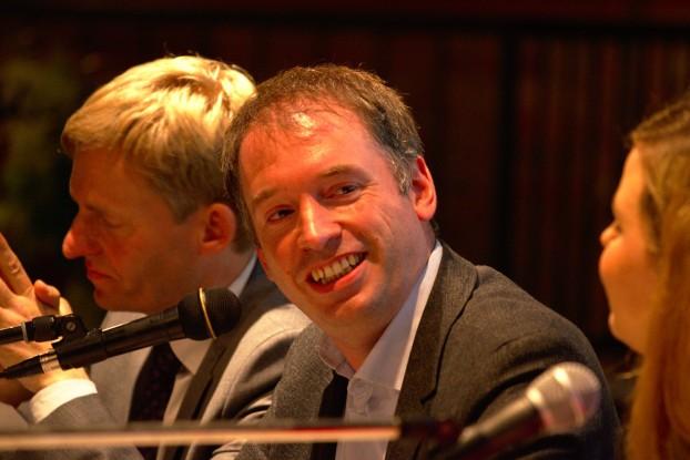 Niels Annen (SPD) hält das Direktmandat aus Eimsbüttel im Bundestag. Foto: Tim Eckhardt