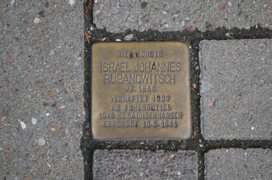 Im Kampf gegen das Vergessen: Stolpersteine in Eimsbüttel