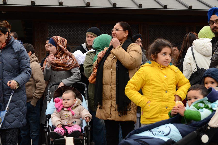 Unterkünfte und Hilfsangebote für Flüchtlinge in Eimsbüttel