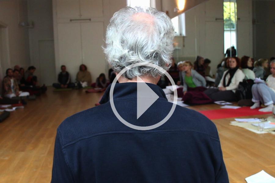 Yoga für Knackis