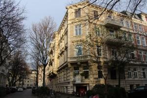 Wohnen in Eimsbüttel wird immer teurer. Foto: Jan Hildebrandt