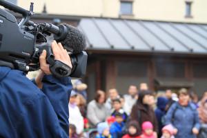 Liza-Melina Stamos freut sich über die Aufmerksamkeit für die Aktion. Foto: Moritz Gerlach