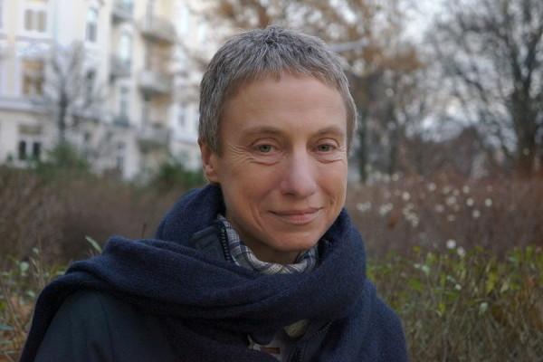 Autorin Heike Suzanne Hartmann-Heesch