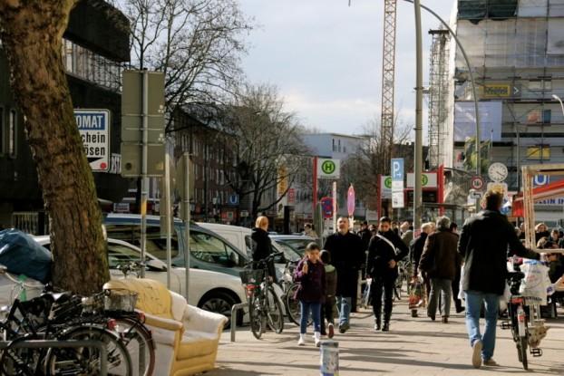 Jetzt wird die Osterstraße zum Thema. Foto: Henning Düsterhoff