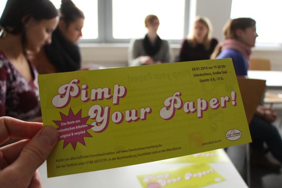 Pimp Your Paper
