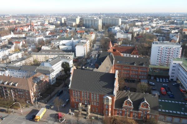 Eimsbüttel hat sich entschieden. Foto: Anja von Bihl