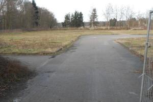 Gelände Niendorfer Straße 99. Foto: Anja von Bihl