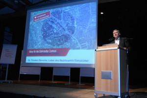 Bezirksamtsleiter Torsten Sevecke. Foto: Anja von Bihl