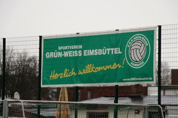 Sportverein GW Eimsbüttel. Foto: Ada von der Decken