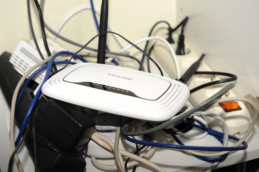 Der Freifunk-Router unterscheidet sich von anderen Geräten durch die Software. Foto: Tim Eckhardt