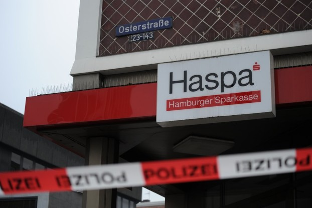 Am 23. Oktober beginnt der Prozess gegen den mutmaßlichen Haspa-Schützen. Foto: Tim Eckhardt