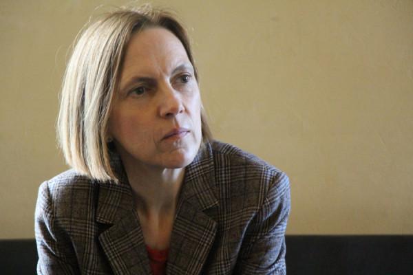 Carola Ensslin fühlt sich in der Linkspartei wohler. Foto: Ada von der Decken