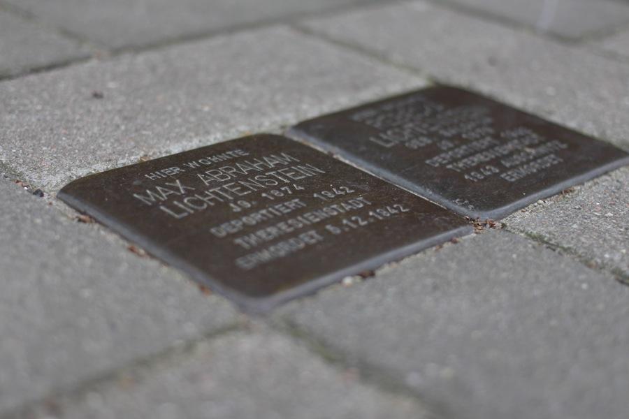 """""""Monat des Gedenkens"""" in Eimsbüttel"""