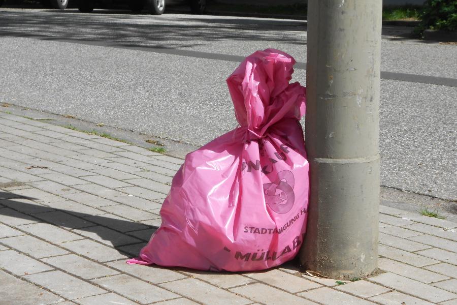 Müll ist nicht gleich Müll