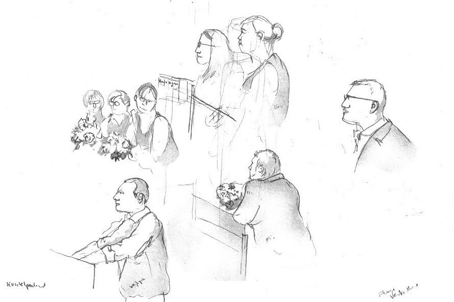 Letzte Bezirksversammlung