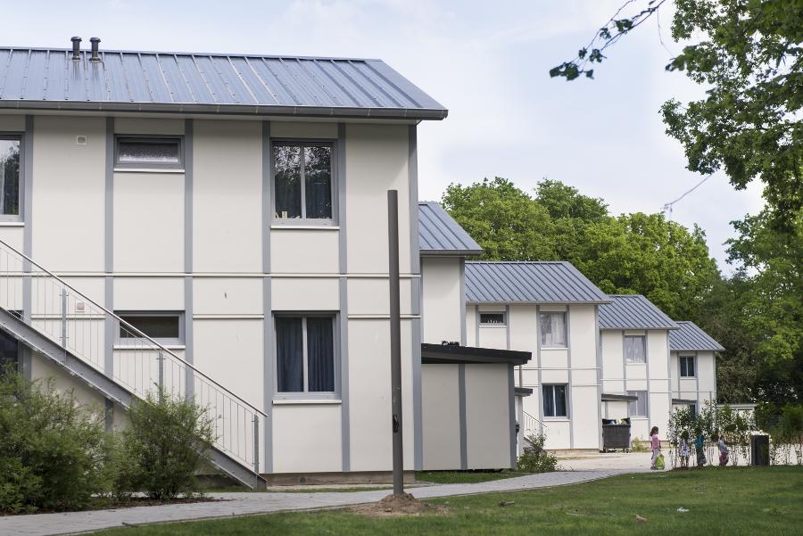 Hagendeel: Wohnungen für Flüchtlinge