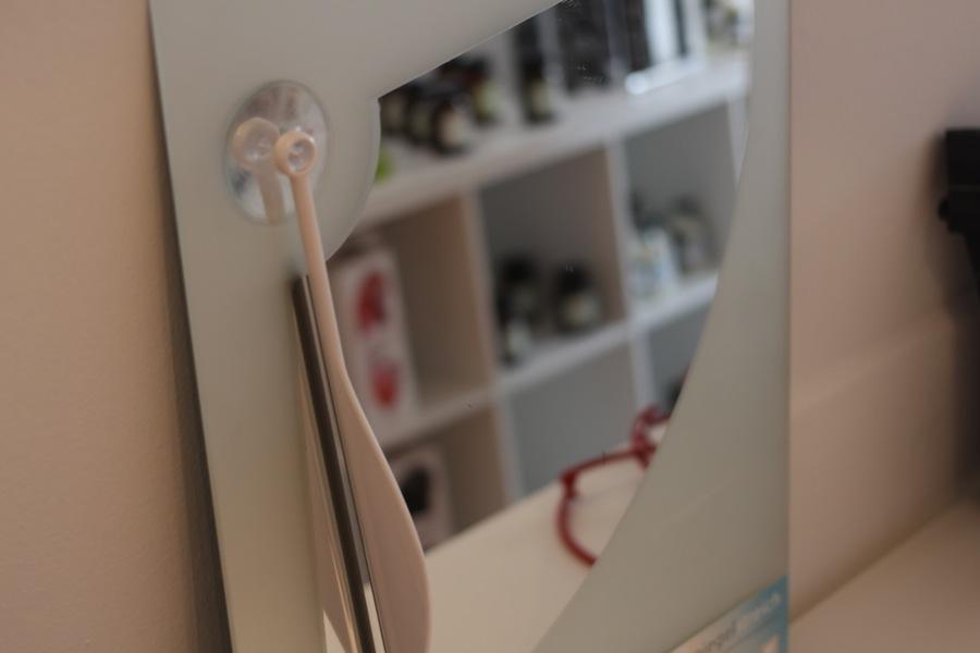"""Ein genialer """"Spiegelstreich"""".  Foto: Ada von der Decken"""