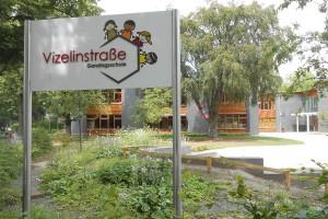 Ganztagsschule Vizelinstraße. Foto: Anja von Bihl