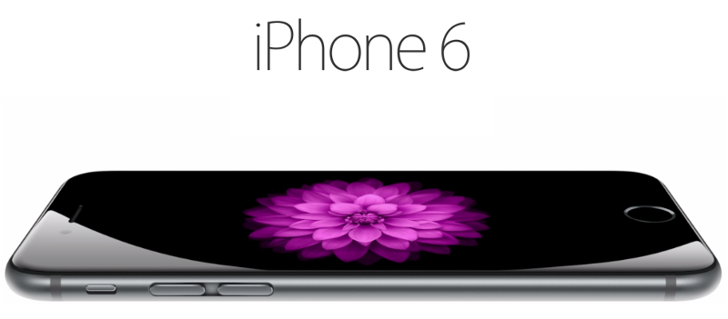 Ein kleiner Chip verbindet das iPhone 6 mit Eimsbüttel. Foto: Apple