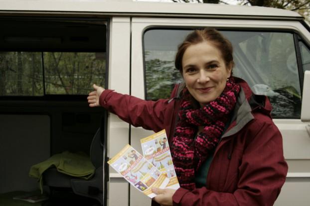 Morena Bartel. Foto: Anja von Bihl