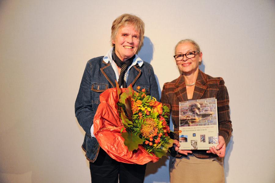 Auszeichnung für Maike Bruhns