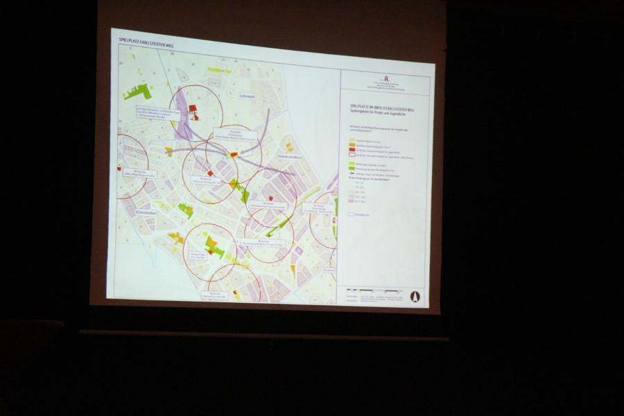 Stadtplanungsausschuss stellt Pläne zum Bunker vor. Foto: Katharina Kuhn