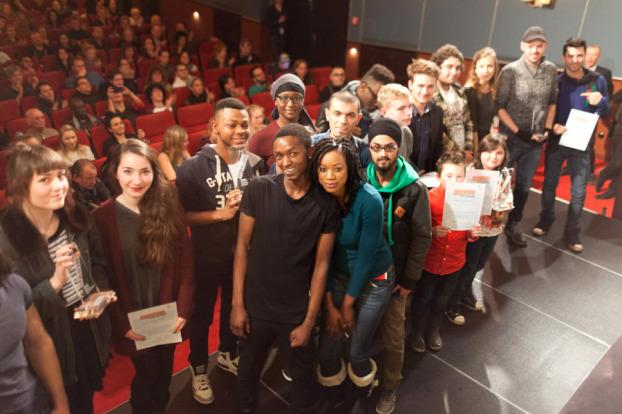 Die Gewinner des abgedreht! Filmfestivals. © Thorkil Asmussen