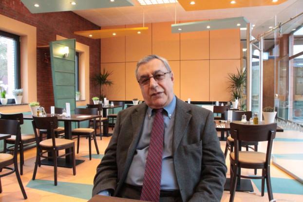 Dayruch Bahramsoltani hat an der jetzigen Form der Universität nichts auszusetzen.