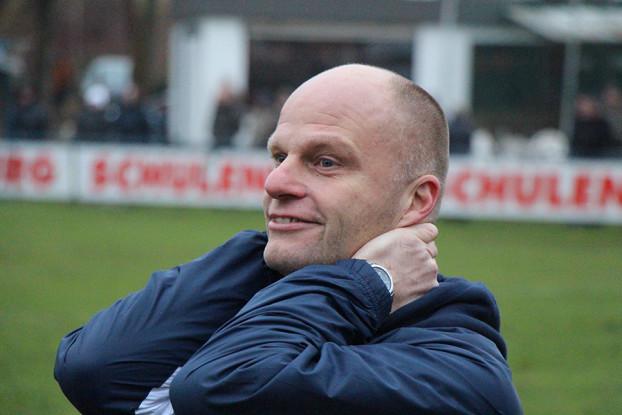 Vicky-Coach Lutz Göttling war zufrieden mit der Leistung seines Teams. Foto: Niklas Heiden