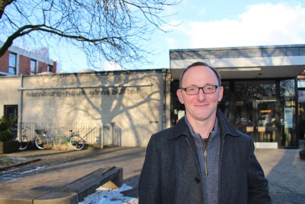 Uwe Giffei wohnt gerne in Eimsbüttel.