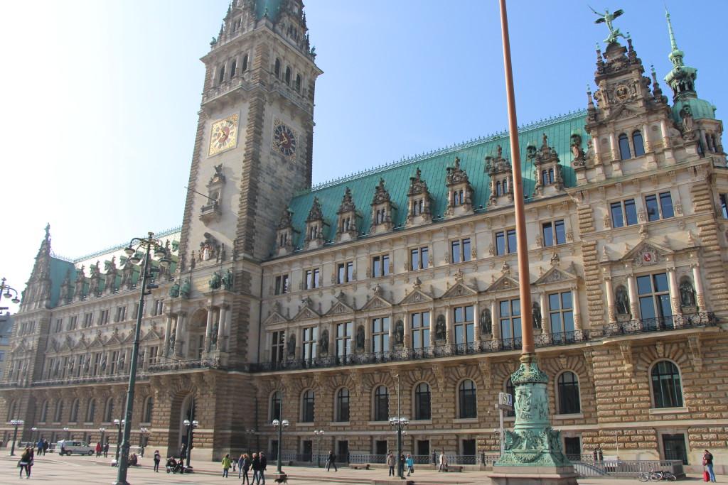 Die rot-grüne Koalition hat ihre Pläne für die 21. Hamburger Legislaturperiode vorgestellt. Foto: Annika Demgen