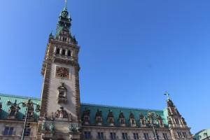 Das Rathaus. Foto: Annika Demgen