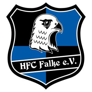 HFC-Falke-Logo. Bild: HFC-Falke