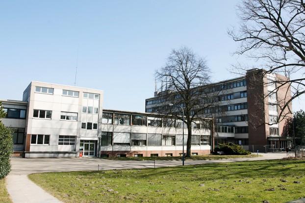 Das Informatikum der Universität Hamburg in der Vogt-Kölln-Straße 30. Foto: UHH/Baumann