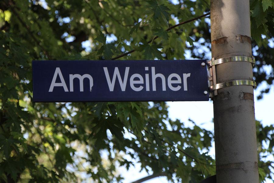 Der Weiher-Park ist ebenfalls eine gute Adresse. Foto: Niklas Heiden