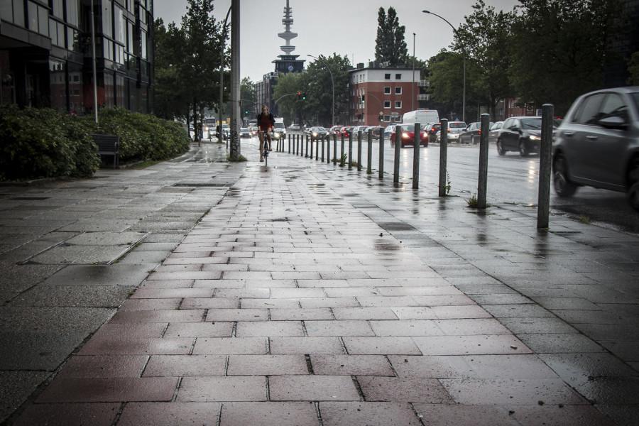 Zwölf Kilometer neue Radwege bis 2018