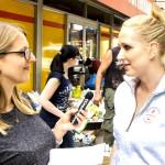 Kara Schott ist Gründungsmitglied des Vereins Tiertafel Hamburg. Foto: Dennis Imhäuser