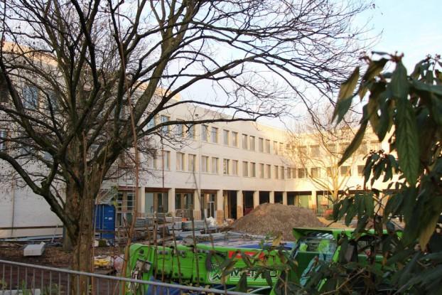 Neubau Gymnasium Hoheluft