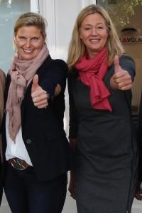 Inhaber: Marion Remy (rechts), Caroline Reich (links)