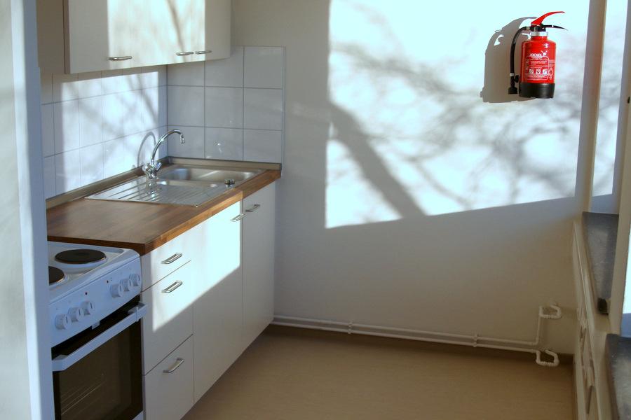 Eine der kleineren Küchen Foto: Fabian Hennig