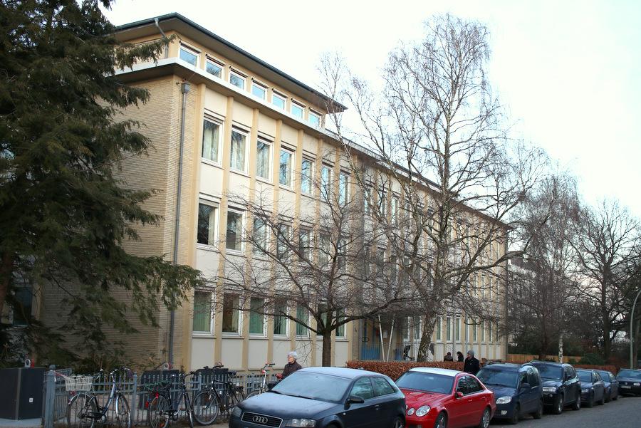 Patenschaft für Flüchtlinge in den Sophienterassen übernehmen. Foto: Fabian Hennig