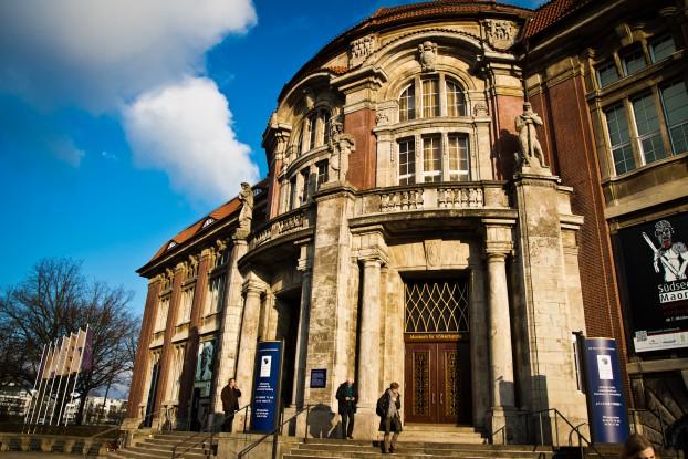 Das Museum für Völkerkunde ist ein Ausrichtungsort des koreanischen Festivals. Foto: Völkerkundemuseum/ Anke Regdosz