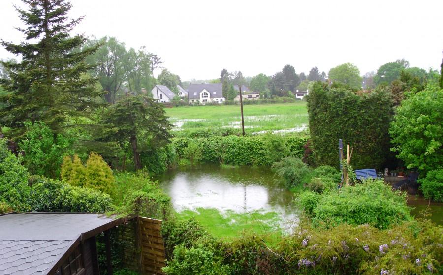 Der Hagendeel als Auffangbecken bei starkem Regen. Foto: Bürgerinitiative Rettet den Hagendeel