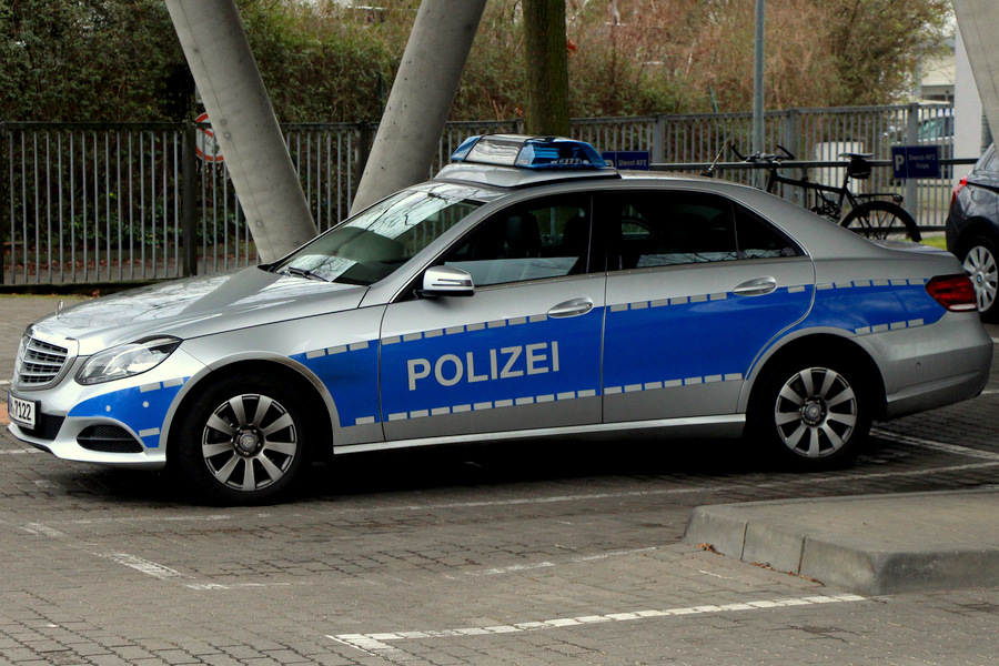 Sprayer in Eimsbüttel ergriffen