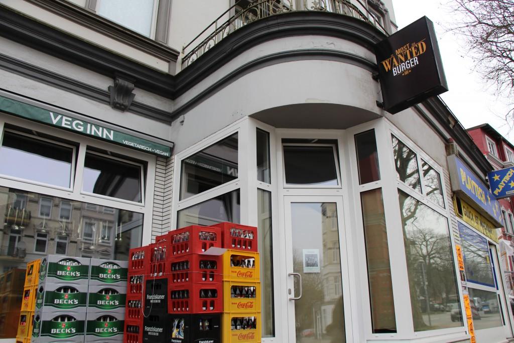 Most Wanted Burger löst das Veg Inn in der Osterstraße ab. Foto: Julia Dziuba